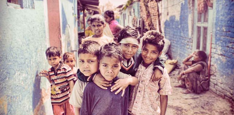 Help a child without family