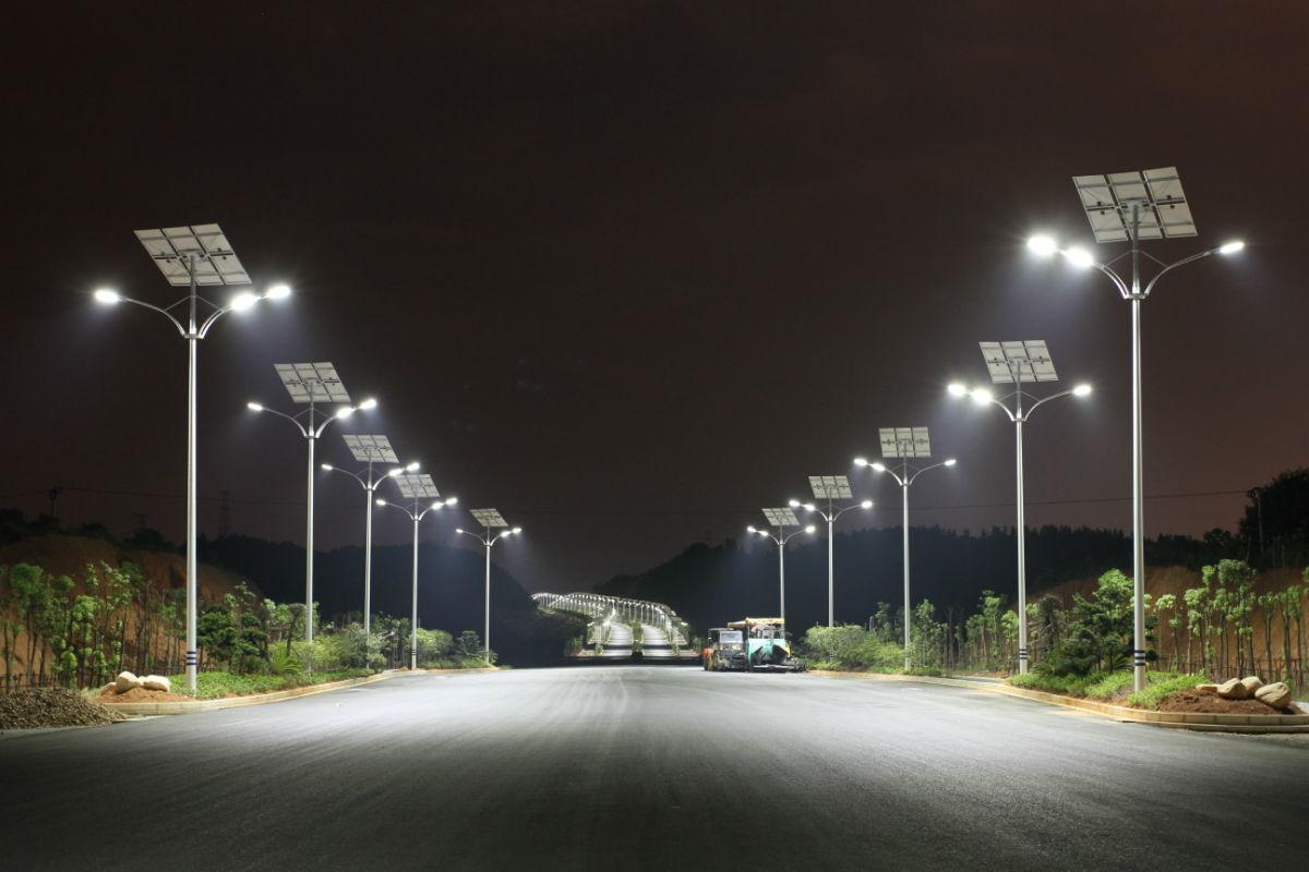 Solar Street Light Helios